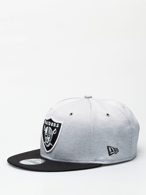Šiltovka New Era 9Fifty Home Oakland Raiders Offical Team ZD (gray/black)