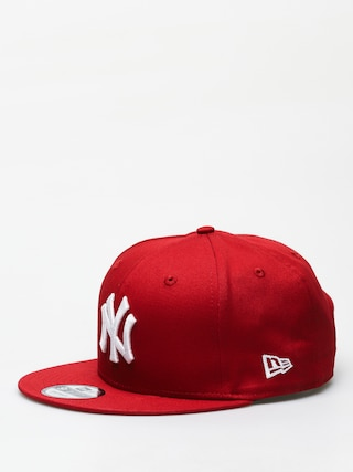 Šiltovka New Era 9Fifty League Essential New York Yankees ZD (hot red/optic white)