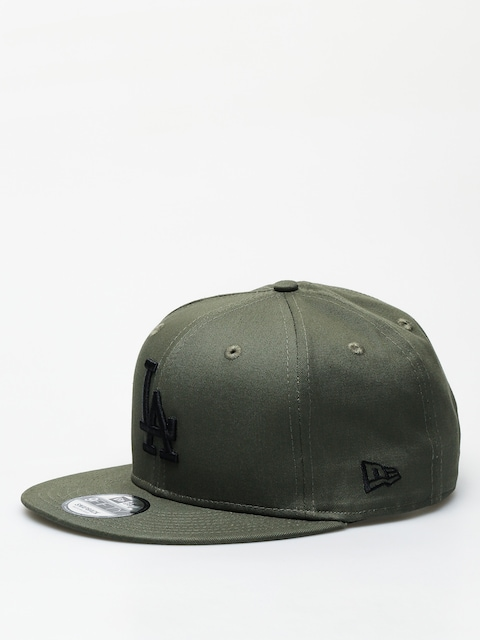 Šiltovka New Era 9Fifty League Essential Los Angeles Dodgers ZD (new olive/black)