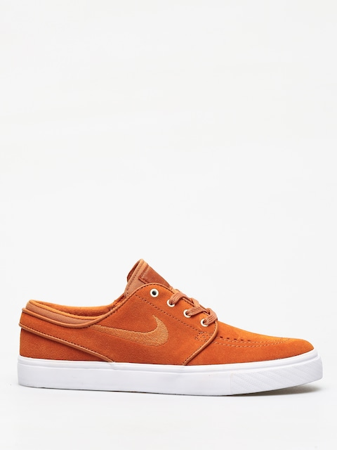 Topánky Nike SB Zoom Stefan Janoski (cinder orange/cinder orange white)