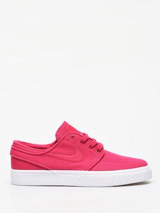 Topu00e1nky Nike SB Stefan Janoski Canvas (rush pink/rush pink gum yellow)