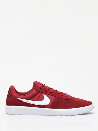 Topu00e1nky Nike SB Team Classic (team crimson/white white)