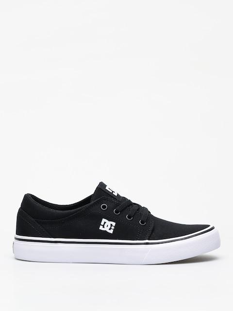 Topánky DC Trase Tx Wmn (black/white)