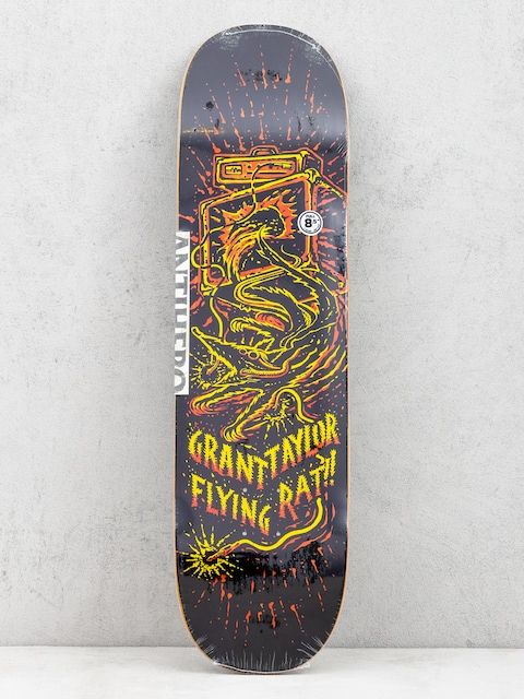 Doska Antihero Taylor Flyingrat (black)