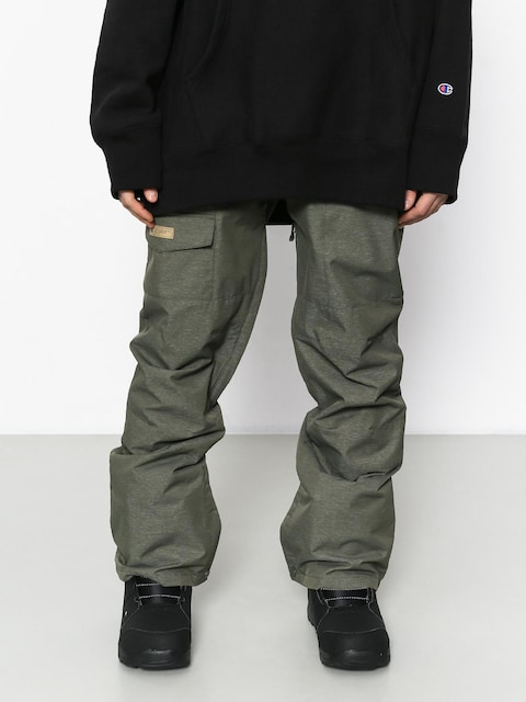 Snowboardové nohavice DC Dealer (beetle)
