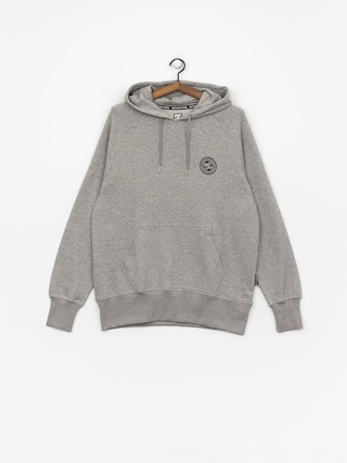 Mikina s kapucňou Belham HD (grey heather)