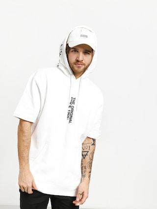 Mikina s kapucňou Vans Otw Distort HD (white)
