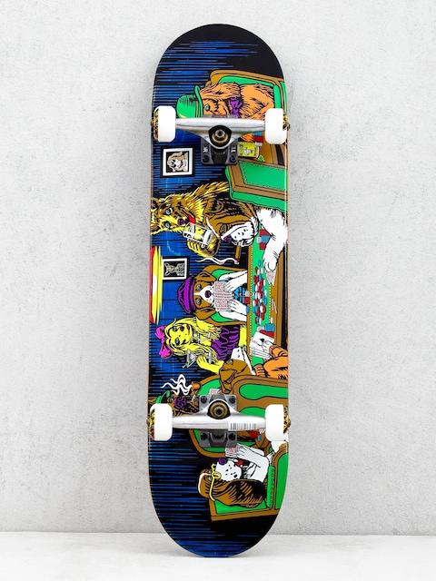 Skateboard Almost Dog Poker Premium (blue)