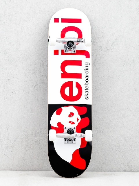 Skateboard Enjoi Half And Half (black/red)