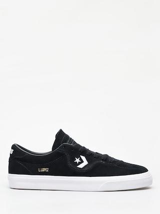 Topu00e1nky Converse Louie Lopez Pro Ox (black/white)