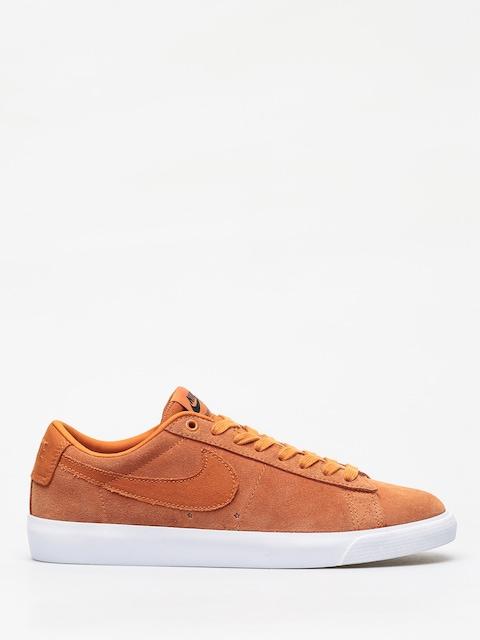 Topánky Nike SB Blazer Low Gt (cinder orange/cinder orange obsidian)