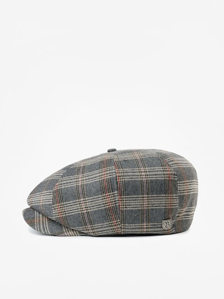 Baretka Brixton Brood Snap ZD (grey/tan plaid)