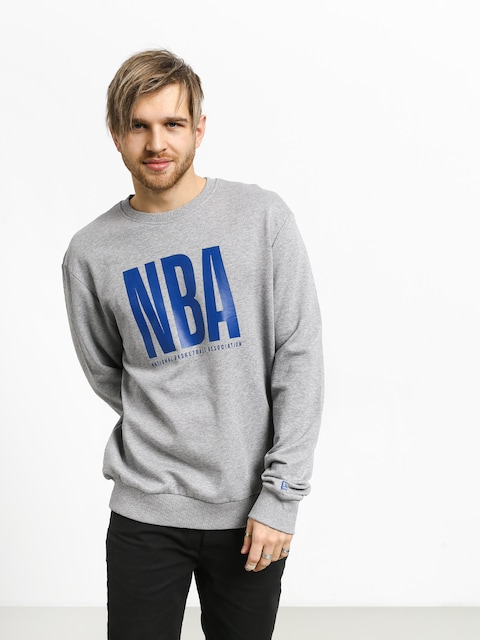 Mikina New Era Nba Logo Crew