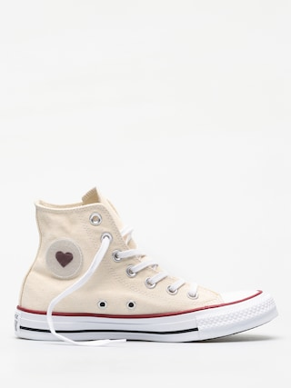Tenisky Converse Chuck Taylor All Star Hi (natural/white/garnet)