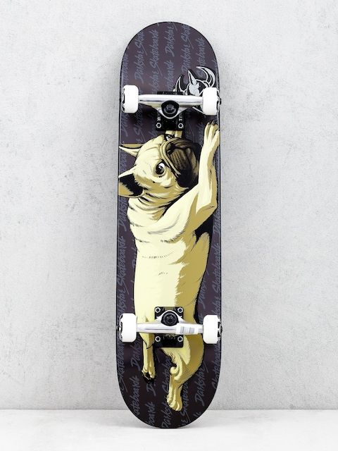 Skateboard Darkstar Bulldog (black)