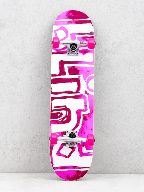 Skateboard Blind Og Water Color (neon pink)