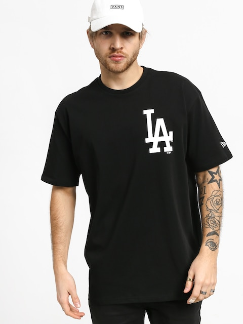 Tričko New Era Oversized Logo Los Angeles Dodgers
