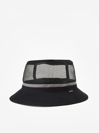 Klobúk Brixton Hardy Bucket Hat (black/grey)