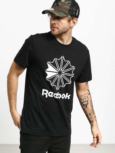 Tričko Reebok Cl Big Logo (black)