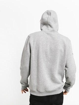 Mikina s kapucňou New Era New York Giants HD (heather gray)