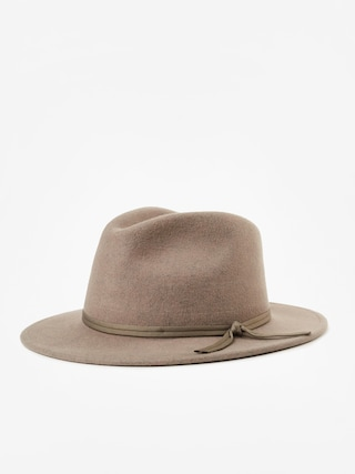 Klobu00fak Brixton Coleman Fedora (heather natural)
