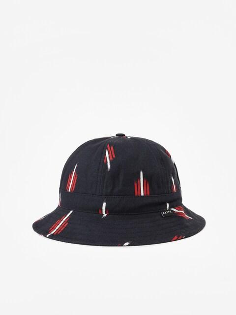 Klobúk Brixton Banks II Bucket Hat (black/red)