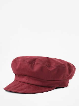 Klobu00fak so u0161iltom Brixton Bosmanka Fiddler Un ZD (washed burgundy)