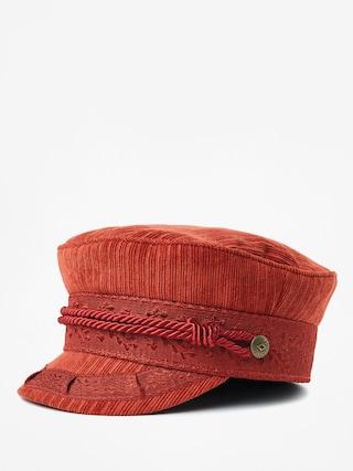 Klobúk so šiltom Brixton Albany ZD Wmn (red clay)