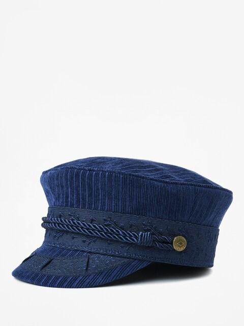 Klobúk so šiltom Brixton Bosmanka Albany ZD Wmn (patriot blue)