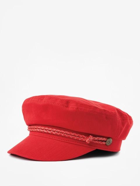 Klobúk so šiltom Brixton Bosmanka Ashland ZD Wmn (scarlet)