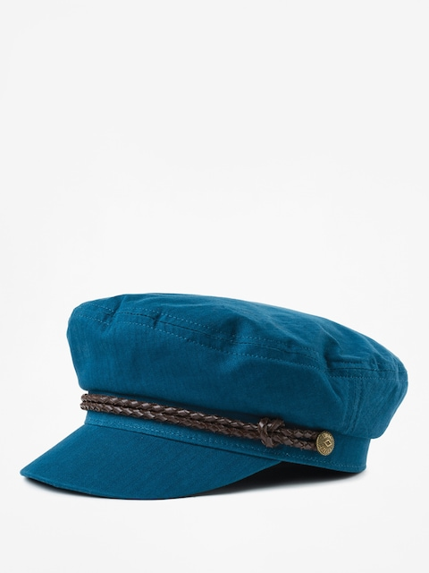 Klobúk so šiltom Brixton Bosmanka Ashland ZD Wmn (orion blue/brown)