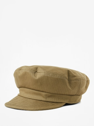 Klobu00fak so u0161iltom Brixton Bosmanka Fiddler Un ZD (washed olive)