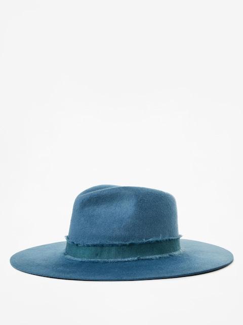 Klobúk Brixton Ella Fedora Wmn (orion blue)