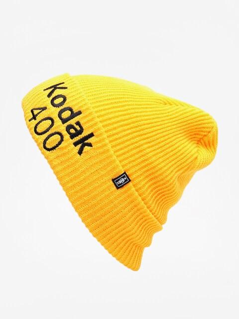 Čiapka Girl Skateboard Kodak Gold 400 (gold)