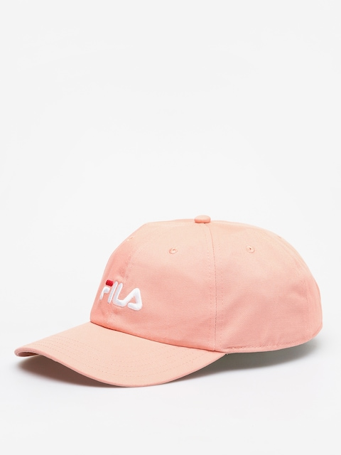 Šiltovka Fila Dad Linear Strap Back ZD (salmon)