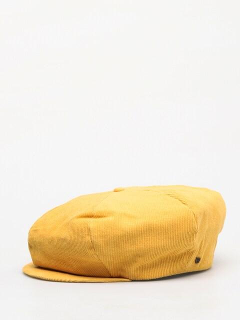 Klobúk so šiltom Brixton Ollie W ZD Wmn (mustard cord)
