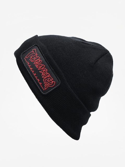 Čiapka Thrasher China Banks Patch (black)