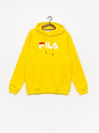 Mikina s kapucňou Fila Pure HD (empire yellow)