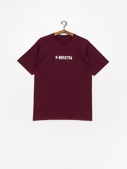 Tričko Brixton Stowell Iv Stt