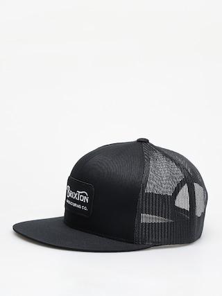u0160iltovka Brixton Grade Mesh ZD (black/black)