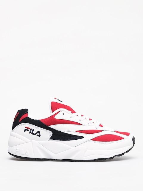 Topánky Fila Venom Low (white/fila navy/fila red)