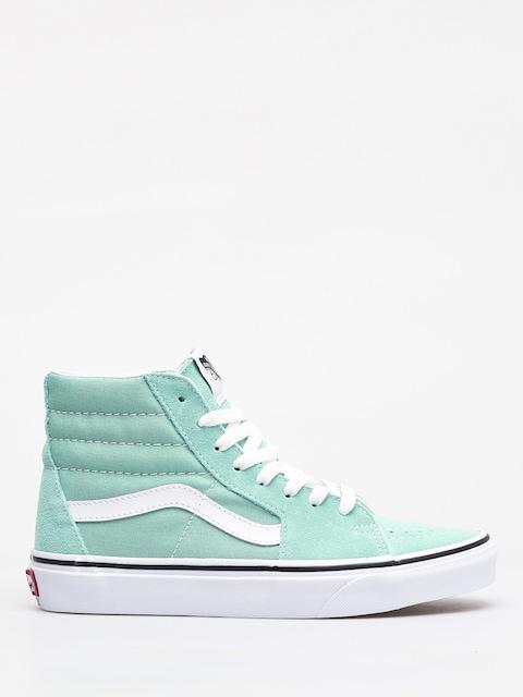 Topánky Vans Sk8 Hi (neptune green)