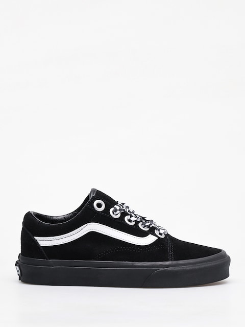 Topánky Vans Old Skool (check lace)