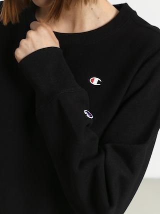 Mikina Champion Reverse Weave Crewneck Sweatshirt Wmn (nbk)