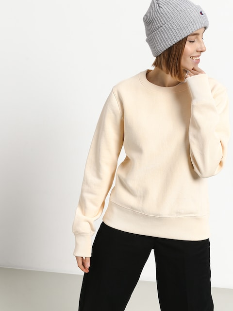 Mikina Champion Reverse Weave Crewneck Sweatshirt Wmn