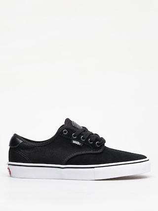 Topu00e1nky Vans Chima Ferguson Pro (black/true white)