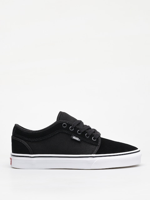 Topánky Vans Chukka Low (suede/black/true white)
