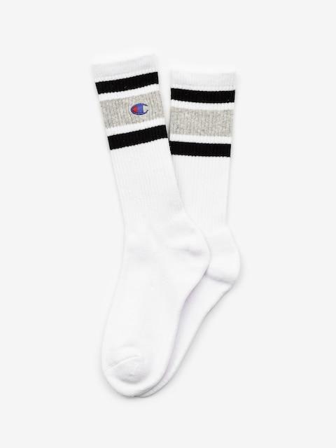 Ponožky Champion 1Pp Crew Socks (wht/loxgm/nbk)
