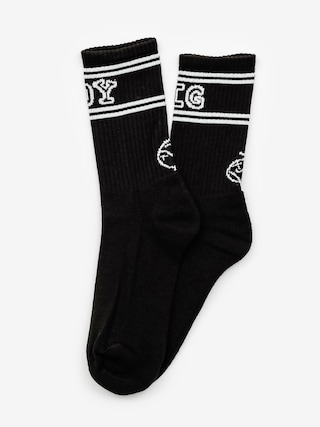 Ponožky Polar Skate Big Boy (black/white)