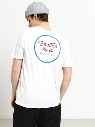 Triu010dko Brixton Wheeler II Prem (white/blue)